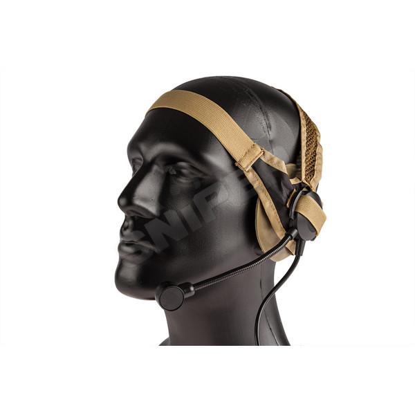 TASC1 Headset (Z028), Dark Earth