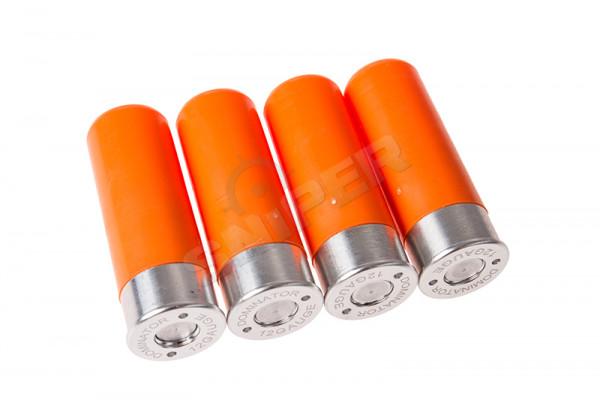 DM870 Gas Shells 4-er Set, Orange