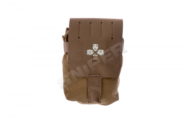 Trauma Kit Now Pouch, Coyote Brown