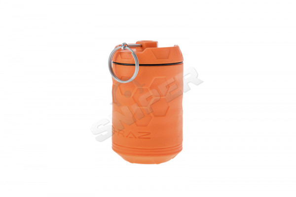 E-RAZ Compact Granate, Orange