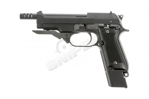 M93R AEP, <0,5Joule, black