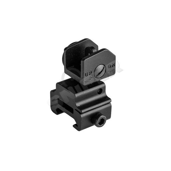 15-4 Folding Rear Sight