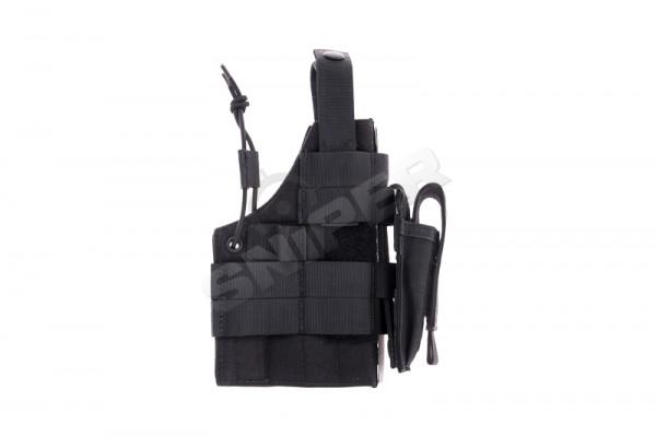 Ambi Molle Holster für Glock, Black
