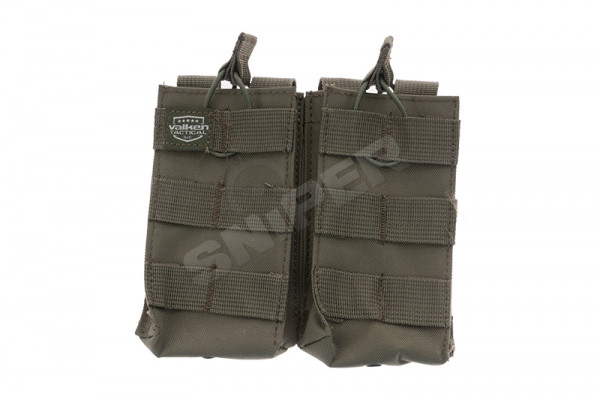 M4/M16 Double Mag Pouch, OD Green