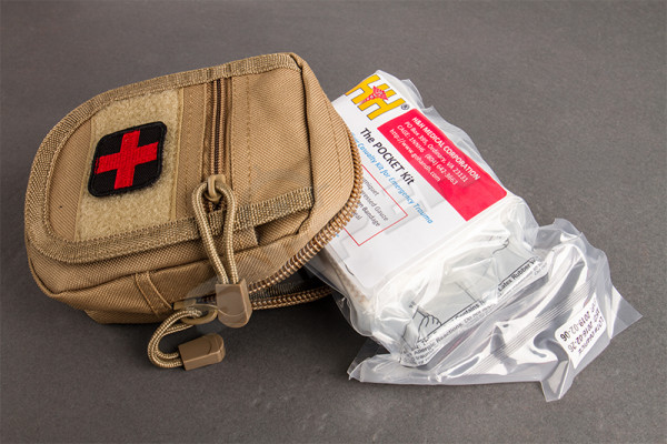 Compact Medical Kit, Tan