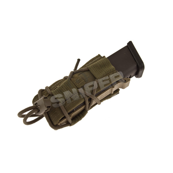TACO Single Universal Pistol Mag Pouch OD Green