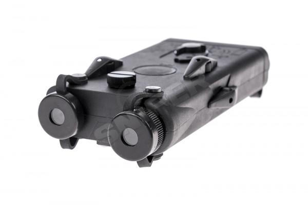 PEQ 2 Battery Box, Black