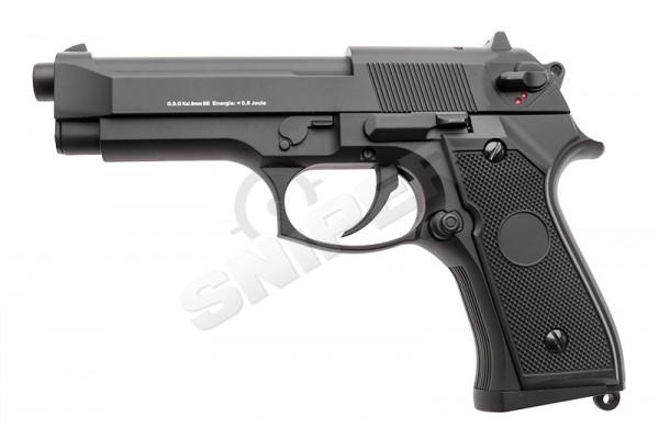 M92 AEP Black, 0,5 Joule